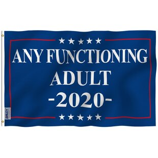 Large 31 60 In Wide Weather Resistant American Flags Buntings You Ll Love In 2021 Wayfair