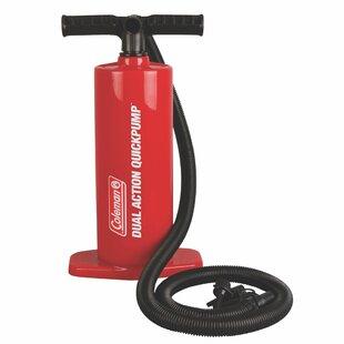 QuickPump Dual Action Air Pump by Coleman