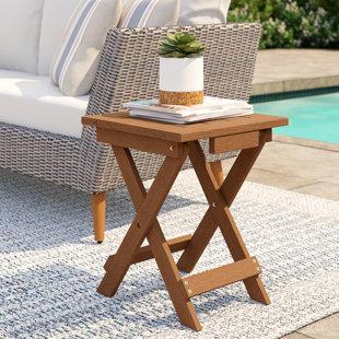 Arianna Adirondack Folding Side Table