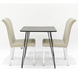 Free S&H Maguire Dining Set With 2 Chairs