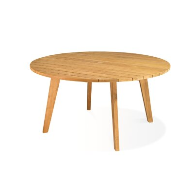 Myers Solid Wood Dining Table by Bloomsbury Market Best Design