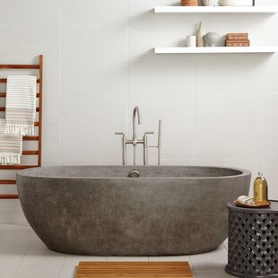 Native Trails, Inc. Avalon Freestanding Soaking Bathtub