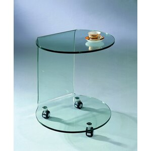 Isaac Modern End Table by Orren Ellis