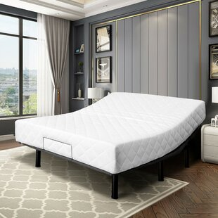 Smyrna 38 Adjustable Bed with Remote