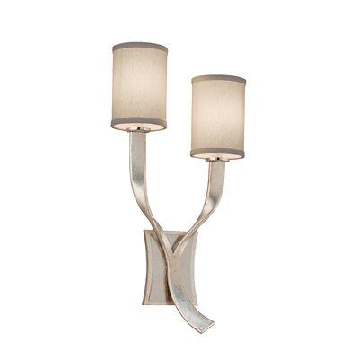 Roxy 2-Light Wall Sconce Corbett Lighting