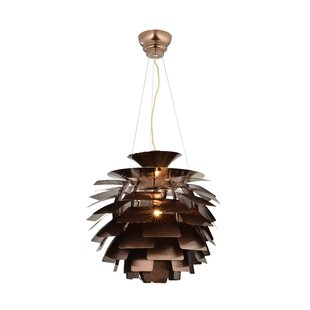 Orren Ellis Chaidez 1-Light Novelty Pendant