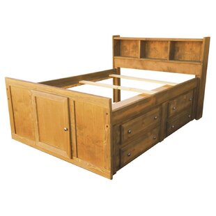 Scurlock Twin Platform Bed by Harriet Bee