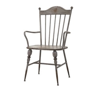Petrus Durable Metal Dining Chair August Grove