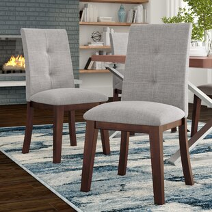Find Newberry Dining Chair (Set of 2) by Brayden Studio Reviews (2019) & Buyer's Guide