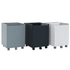 niche 2drawer mobile vertical filing cabinet