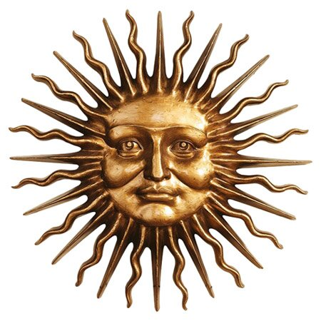 Superieur Sloane Greenman Sun Wall Décor