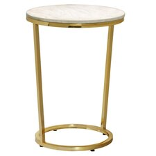 Maurin End Table by Wade Logan