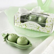 Two Peas in a Pod 9 Piece Salt and Pepper Set