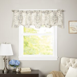 Terrence Curtain Window Valance
