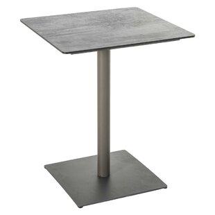 Roque Aluminium Bistro Table By Sol 72 Outdoor