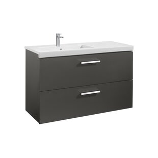 Prisma 109cm Wall Mounted Vanity Unit Base By Roca
