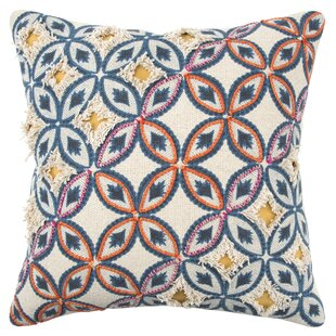 Brenneman Decorative Cotton Throw Pillow