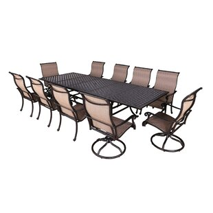 Darby Home Co Kempf 11 Piece Dining Set