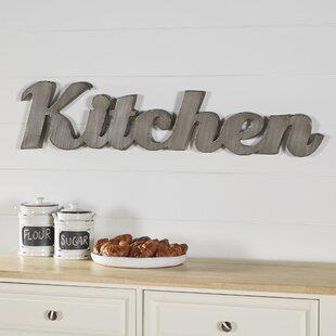 Kitchen Wall Decor & Small Kitchen Wall Decor | Wayfair