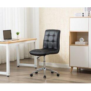 Milam Adjustable Swivel Task Chair