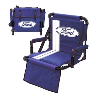 Folding Stadium Seat with Cushion by Ford