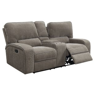 Buchheit Reclining Loveseat by Red Barrel..
