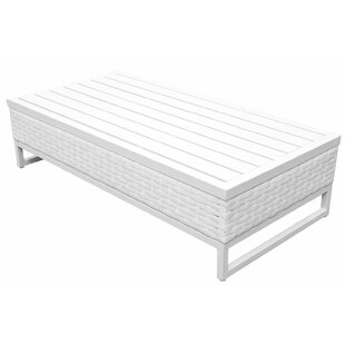 Miami Coffee Table by TK Classics Today Only Sale