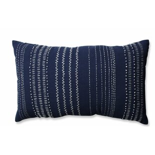 Tribal Stitches 100% Cotton Lumbar Pillow