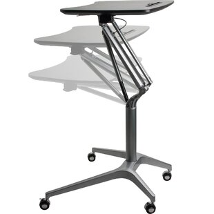 Adjustable Laptop Cart by Lorell