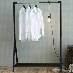 Swann 117cm Wide Clothes Storage System By Wayfair Basics