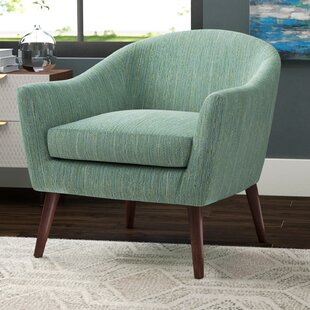 Best Deals Thompson Barrel Chair by Langley Street Reviews (2019) & Buyer's Guide