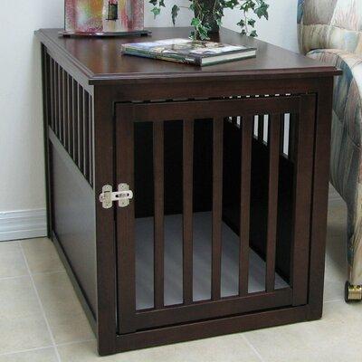 Indoor Dog Kennel Table | Wayfair