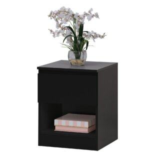 Neves 1 Drawer Nightstand