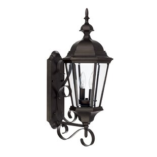 Hounsfield 2-Light Outdoor Sconce