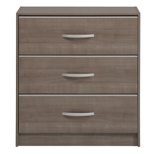 Spraggins 3 Drawer Dresser