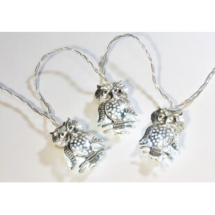 20 Cool White Owl Garland String Lights By The Seasonal Aisle