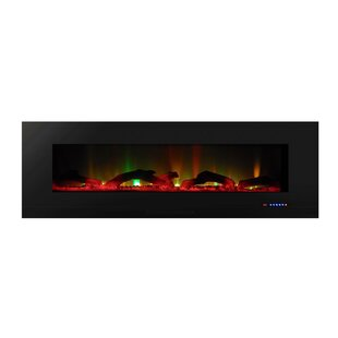 ValueLine Recessed Wall Mounted Electric Fireplace by Touchstone