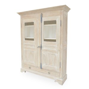 Metz Farmhouse Armoire by Sarreid Ltd