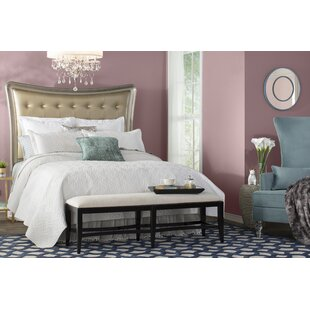 Willa Arlo Interiors Caozinha Upholstered Panel Bed