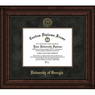 NCAA Georgia Bulldogs  Executive Diploma Frame By Campus Images
