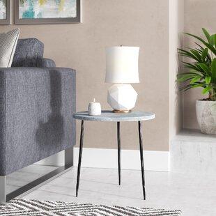 Price comparison Atropos Medium End Table by Brayden Studio