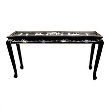 Chinese Claw Foot Console Table by Oriental Furniture
