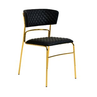 Essie Upholstered Dining Chair (Set of 2) by Everly Quinn