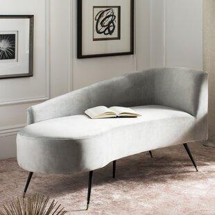 Chaise Longue Interieur | Wayfair.ca