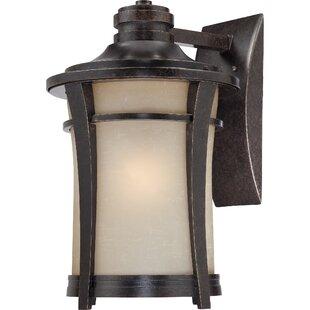 Loon Peak Pinehurst 1-Light Outdoor Wall Lantern