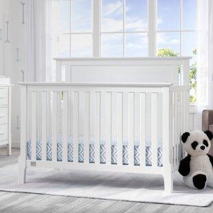 Lifestyle 4-in-1 Convertible Crib BySerta