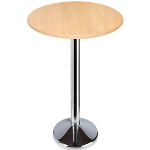 Counter Height Bar Table By Mercury Row