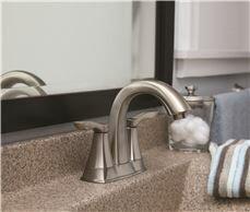Premier Faucet Deck Mounted Centerset Lever Bathroom Faucet