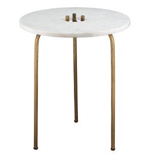 Aalin End Table by Brayden Studio