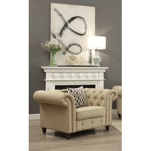 Davi Chesterfield Chair by Darby Home Co
